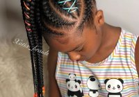 50 plus braided hairstyles for kids in 2020 braided Braids Hairstyles For Black Kids Ideas