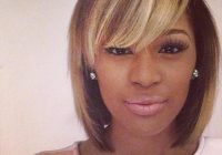 50 short hairstyles for black women stayglam short African American Hairstyles With Highlights Designs
