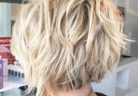 55 alluring ways to sport short haircuts with thick hair Short Layered Styles For Thick Hair Ideas