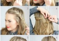 Awesome 10 french braid hairstyles for long hair popular haircuts Braided Hairstyles For Long Hair Tutorials Ideas