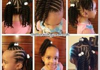 Awesome 103 adorable braid hairstyles for kids Children Hair Braided Styles Ideas