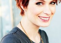Awesome 18 short red haircuts short hair for summerwinter Short Hairstyles For Red Hair Choices
