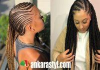 Awesome 22 perfect african hair braiding styles 2020 for black girl African Hair Braid Styles Pictures Ideas