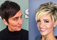 Awesome 23 lovely short haircuts for older women stylesrant Short Haircuts Older Women Ideas