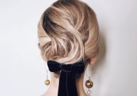 Awesome 25 bridesmaid hairstyles for short hair Cute Short Hairstyles For Bridesmaids Ideas
