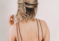 Awesome 25 easy wedding guest hairstyles thatll work for every Wedding Guest Hairdos For Short Hair Inspirations