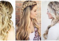 Awesome 25 effortless side braid hairstyles to make you feel special Hair Style With Braid Ideas