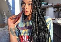 Awesome 28 dope box braids hairstyles to try allure Hair Braids Styles Pictures Choices