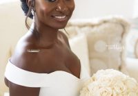 Awesome 30 beautiful wedding hairstyles for african american brides Wedding Hairstyles For African American Hair Ideas