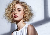 Awesome 30 easy hairstyles for short curly hair the trend spotter Cute Easy Hairstyles For Short Wavy Hair Choices