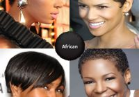 Awesome 34 african american short hairstyles for black women African American Women Short Haircuts