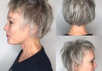 Awesome 34 flattering short haircuts for older women in 2020 Short Easy Care Haircuts Inspirations
