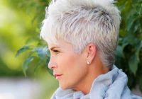 Awesome 34 flattering short haircuts for older women in 2020 Short Hair Styles Older Woman Ideas