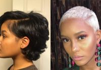 Awesome 38 short hairstyles and haircuts for black women stylesrant Latest Short Haircuts For Black Women Choices