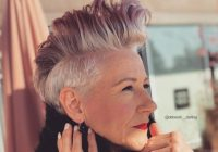 Awesome 40 cute youthful short hairstyles for women over 50 Womans Short Hair Styles Choices