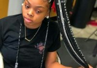 Awesome 41 best black braided hairstyles to stand out eazy glam Updo Braid Styles For Black Hair Ideas