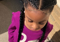 Awesome 5 simple easy braid style tutorials for little girls Simple Braid Styles For Black Hair Ideas