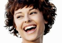 Awesome 50 perfect short haircuts for round faces hair motive hair Short Haircuts For Thick Hair And Round Face Ideas