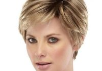Awesome 50 short haircuts that solve all fine hair issues hair Short Easy Care Haircuts Inspirations