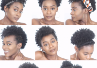 Awesome 8 easy protective hairstyles for short natural 4c hair that Protective Styles For Short Hair Choices