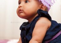 Awesome adorable little african american ba girl looking black peopl Black American Baby Girls