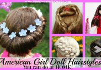 Awesome american girl doll hairstyles round up life is sweeter Cool Hairstyles For Your American Girl Doll Designs