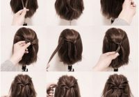 Awesome beautiful easy hairstyles for short hair summer best Cute Hairstyles For Short Hair Easy To Do Choices