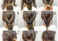 Awesome best wedding guest hairstyles diy easy ideas easy hair Wedding Guest Hairstyles Diy Short Hair Inspirations