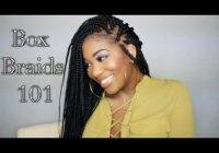 Awesome box braids for thinfine hair pocketsandbowstv Braid Styles For Thin Black Hair Inspirations