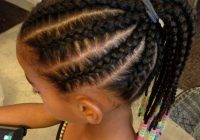 Awesome braids for kids black girls braided hairstyle ideas in Child Hair Braiding Styles Choices
