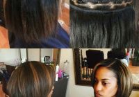 Awesome easy weave no braids hair styles weave hairstyles hair Sew In Weaves Hairstyles African American Ideas