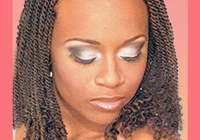 Awesome hair braiding styles senegalese twist micro braids sewing African Hair Braiding Columbus Ga Inspirations