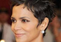 Awesome halle berry pixie cuts Halle Berry Short Haircut Ideas