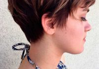 Awesome ideas of wearing short layered hair for women Short Layered Hairstyles For Thick Hair Pinterest Choices