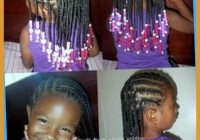 Awesome little girl braiding hairstyles within african american Braided Hairstyles For African American Toddlers Ideas