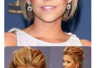 Awesome party hairstyle for short chin length hair chin length Party Styles For Short Hair Choices