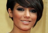 Awesome pin on beauty Short Haircuts For Thick Hair And Round Face Inspirations