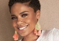 Awesome short natural hairstyle best short hairstyles for black African American Women Natural Hairstyles Ideas