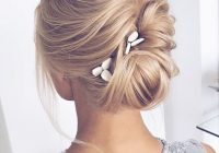 Awesome wedding crashers never leave me on wedding updos for short Bridal Hairstyles For Short Hair Pinterest Inspirations