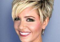 beautiful women short hairstyles ideas for fine hair to try Short Fine Hair Styles Inspirations