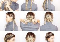 Best 11 best braided bun hairstyles for beautiful women the Easy Braided Hairdos For Long Hair Inspirations