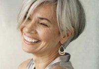 Best 15 hairstyles for short grey hair Short Grey Hair Styles Choices