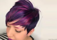 Best 2020s best hair color ideas are right here Short Colored Haircuts Choices