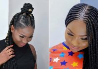 Best 23 african hair braiding styles were loving right now Simple Braid Styles For Black Hair Inspirations