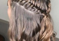 Best 23 quick and easy braids for short hair page 2 of 2 Easy Braided Hairstyle For Short Hair Inspirations
