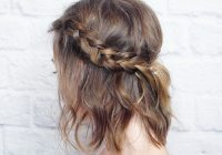 Best 30 best prom hairstyles for short hair more Hairstyles With Short Hair For Prom Choices
