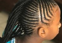 Best 30 edgy braided mohawks you need to check out Natural Hair Styles Braided Mohawk Inspirations