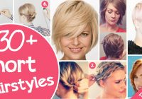 Best 30 short hairstyles for that perfect look cute diy projects Diy Haircuts For Short Hair Ideas