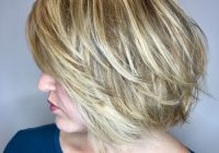 Best 31 cute easy short layered haircuts trending in 2020 Layered Short Haircuts With Bangs Inspirations
