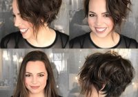 Best 45 best short hairstyles for thick hair 2019 Short Haircuts For Thick Hair And Round Face Choices